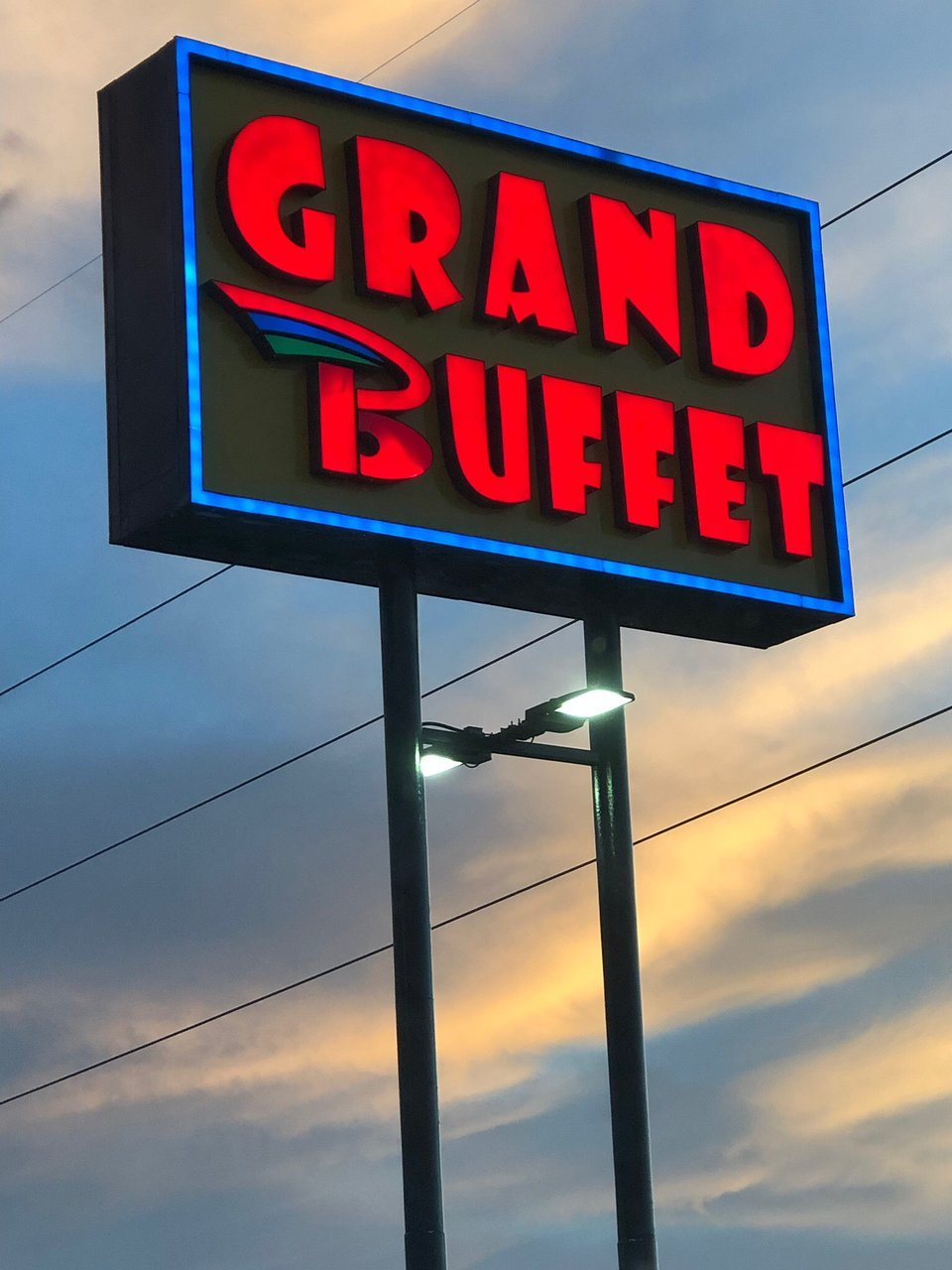 Grand Buffet Seafood and Sushi